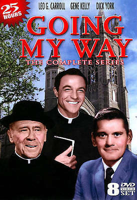 Going My Way - The Complete Series (8 DVDs) - FREE SHIPPING!!!