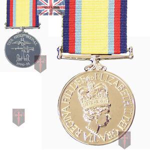 Official-The-Gulf-Medal-1990-91-Miniature-Medal-Ribbon-Iraq-Gulf-war-1
