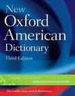 New Oxford American Dictionary by Oxford University Press Inc (Hardback, 2010)
