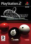 Cue Academy - Snooker, Pool, Billard (Sony PlayStation 2, 2006, DVD-Box)