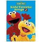 Sesame Street - Kids Favorite Songs 2 (DVD, 2001)
