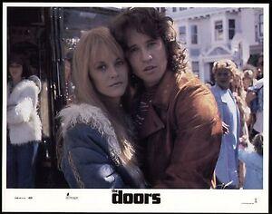Doors 83 Orig 11x14 Lobby Card Val Kilmer Plays Jim
