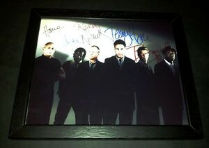 THE-SPECIALS-PP-SIGNED-amp-FRAMED-10-034-X8-034-INCH-PHOTO-REGGAE-SKA-REPRO-TERRY-HALL
