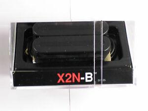 dimarzio x2n b bass humbucker black dp 125 ebay. Black Bedroom Furniture Sets. Home Design Ideas