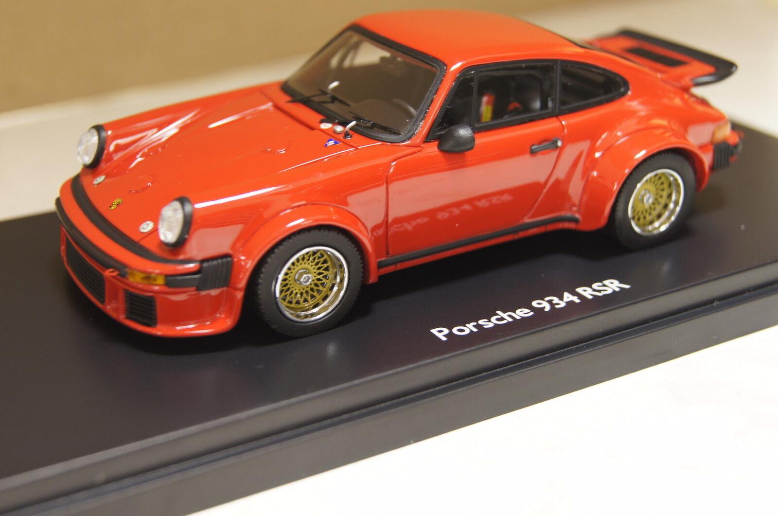 Porsche 934 rsr verrotten 1 43 schuco   pro.r.43 neu & ovp