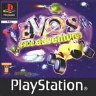 Evo's Space Adventure (Sony PlayStation 1, 1999) - Japanese Version