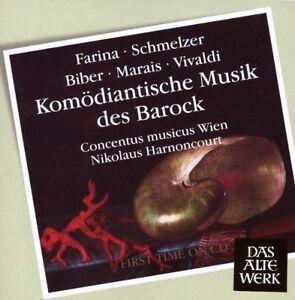 Komodiantische-Musik-des-Barock-Baroque-Programme-Music-CD-0825646968930