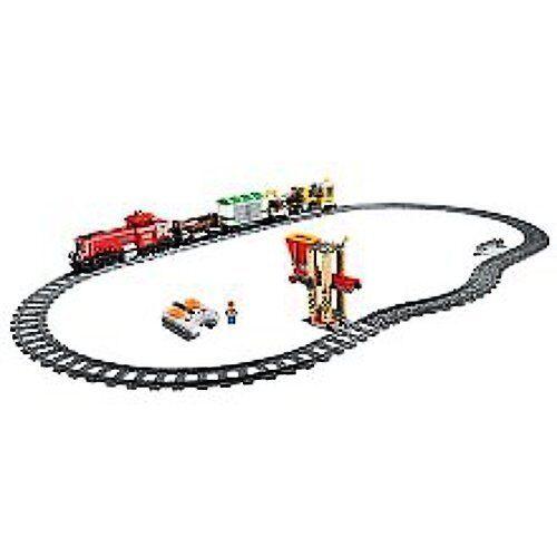 Lego rote fracht zug brandneu, feder, rentner, selten
