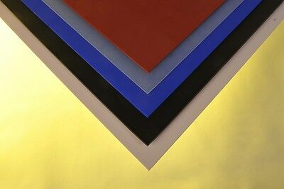 SILICONE RUBBER SHEET 200MM SQUARE 3MM THICK