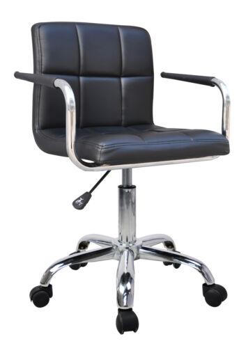 Qualité Nouveau Design Pivot Cuir Pu Bureau Furnitue D/'Ordinateur Chaise de