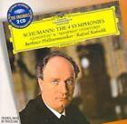 Robert Schumann - Schumann: The Four Symphonies; Genoveva & Manfred Overtures (2010)
