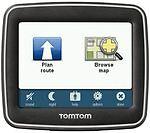 TomTom Start Regional - UK & Republic of Ireland Automotive GPS Receiver
