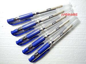 (Tracking number) 12 Blue Pen, Uni-Ball Signo UM-153 1.0mm Broad Rollerball Gel