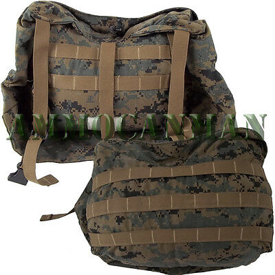 ILBE Main Pack Lid Generation 1 Marpat Previously issued