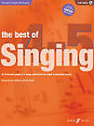 The Best Of Singing Grades 4-5 (Low Voice) by Heidi Pegler (Mixed media product, 2012)