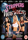 Strippers Vs Werewolves (DVD, 2012)