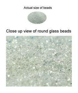 Professional Glass Beads For Doll Making & Reborning! 1 Lb. Bag
