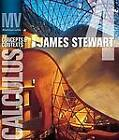 Multivariable Calculus : Concepts and Contexts by James Stewart (Hardback, 2009)