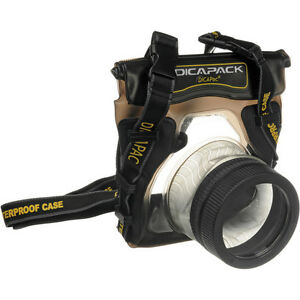 Pro-WP5S-waterproof-camera-case-for-Nikon-P510-P520-P530-Sony-H200-HX300-HX400