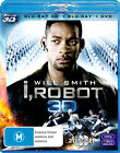 I, Robot (Blu-ray, 2012, 2-Disc Set)