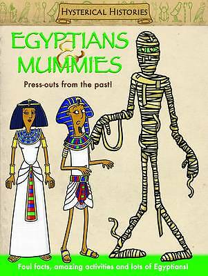 Hysterical Histories Egyptians & Mummies: Press Outs From the Past!, Gemma Coope