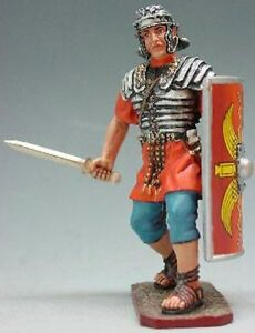 KING & COUNTRY ROMAN EMPIRE RO34-RE ADVANCING WITH SWORD MIB