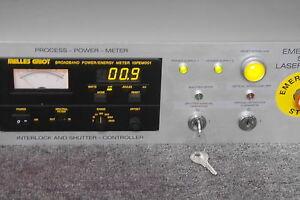 MELLES-GRIOT-BROADBAND-POWER-ENERGY-METER-13PEM001-INTERLOCK-STEUERUNG-CONTROLLE