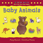 Baby Animals: With Flip the Flap Pages by Mary Novick (Hardback, 2007)