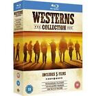 Western Collection - Pale Rider / The Searchers / Outlaw Josey Wales / The Wild Bunch / Pat Garrett / Billy the Kid (Blu-ray, 2012, 5-Disc Set)