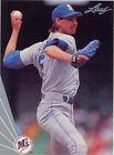 1990 Leaf Randy Johnson Seattle Mariners #483 Baseball Card