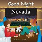Good Night Nevada by Adam Gamble (Board book, 2012)