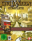 Sid Meier's Civilization IV Complete (PC, 2009, DVD-Box)