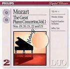 Wolfgang Amadeus Mozart - Mozart: Great Piano Concertos Vol. 1 (2008)
