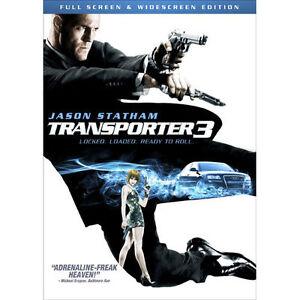 Transporter 3 (Single-Disc Edition) DVD