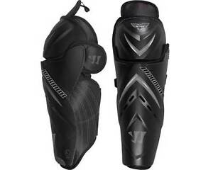 New-Warrior-Method-ice-hockey-Shin-Guards-senior-14-034-sr-size-knee-guard-pads