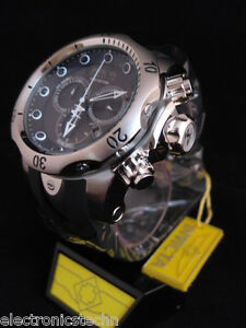 NEW-Invicta-Reserve-Men-039-s-Subaqua-Venom-Swiss-Made-Black-Chronograph-1404