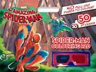 Amazing Spider-man Colouring Pad by Scholastic Australia (Paperback, 2012)