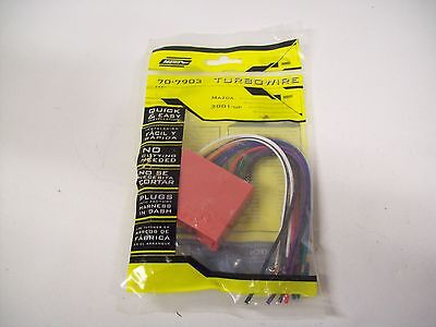 Metra TurboWire 2001-Up Mazda Wire Harness 70-7903