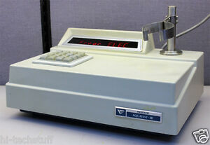 photovolt instruments aquatest iv moisture analyzer 0212410 ebay. Black Bedroom Furniture Sets. Home Design Ideas