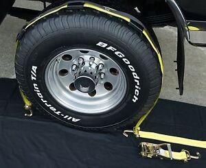 8-USA-Car-hauler-Auto-Hauler-Stacker-Trailer-Over-tire-tie-down-straps-3-FHS