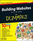 Building Web Sites: All-in-one for Dummies by David Karlins, Doug Sahlin (Paperback, 2012)