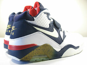 DS NIKE 2005 AIR FORCE 180 OLYMPIC OG RETRO BARKLEY 9 MAX VANDAL ... a69d3bd9d3