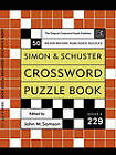 Simon and Schuster Crossword Puzzle Book #229: The Original Crossword Puzzle Publisher: Book 229 by John M. Samson (Paperback, 2002)