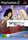 SingStar: Rock Ballads (Sony PlayStation 2, 2007, DVD-Box)