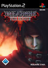Dirge Of Cerberus - Final Fantasy VII (Sony PlayStation 2, 2006, DVD-Box)