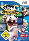 Rayman Raving Rabbids: TV Party (Nintendo Wii, 2008, DVD-Box)