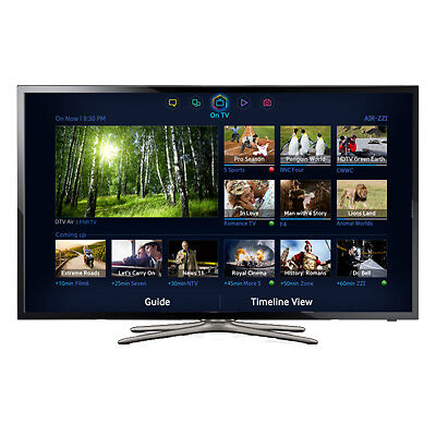 Samsung UN40F5500 40-Inch Full HD 1080p 60 Hz LED Smart HDTV w/ built-in Wi-Fi