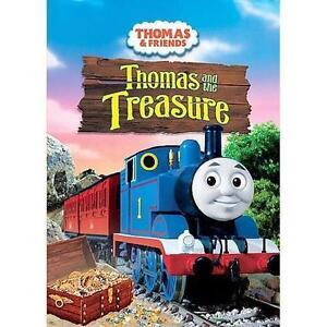 thomas friends thomas and the treasure dvd 2009 ebay