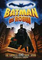 Batman And Robin - The Serial Collection (DVD, 2005)