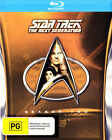 Star Trek Next Generation : Season 2 (Blu-ray, 2012, 6-Disc Set)